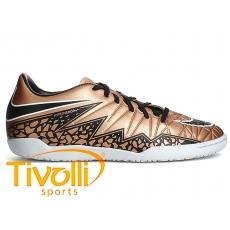 Mega Saldão - Chuteira Nike Hypervenom Phelon II IC futsal - bronze 1e1501b799c70